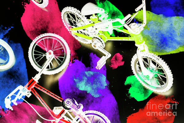 Wall Art - Photograph - Street Bike Art by Jorgo Photography - Wall Art Gallery