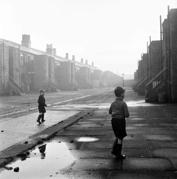 Reportage Photograph - Street Boys by Charles Hewitt