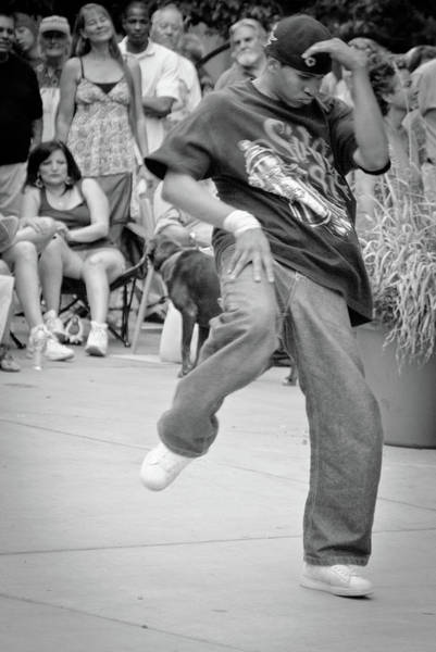 Photograph - Street Dance by Catherine Sobredo