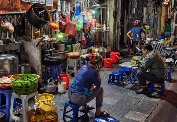Photograph - Street Food by Rand