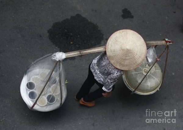 Wall Art - Photograph - Street Life Vietnam II by Chuck Kuhn