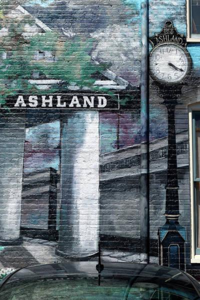 Photograph - Street Mural by Karen Harrison