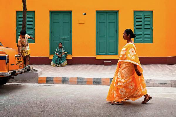 Photograph - Street Palette by Marji Lang