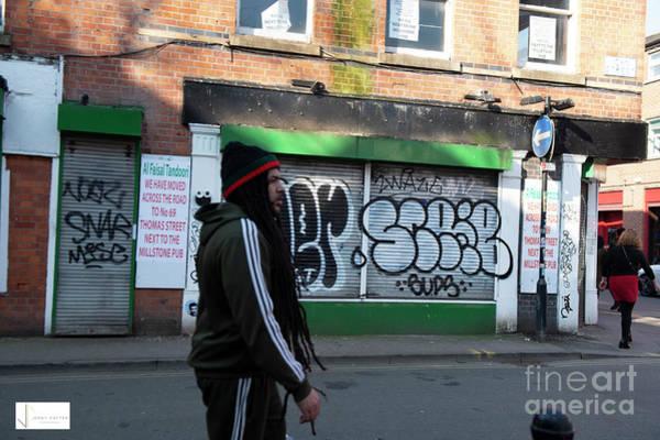 Photograph - Street Photography Manchester 2019 by Jenny Potter