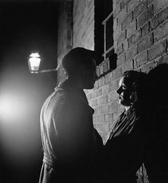 Romance Photograph - Street Romance by Bert Hardy
