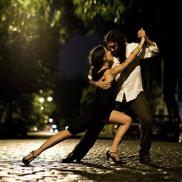 Wall Art - Photograph - Street Tango Buenos Aires by Picturegarden