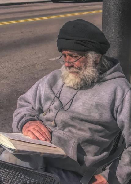 Photograph - Street Wisdom by Jack Wilson