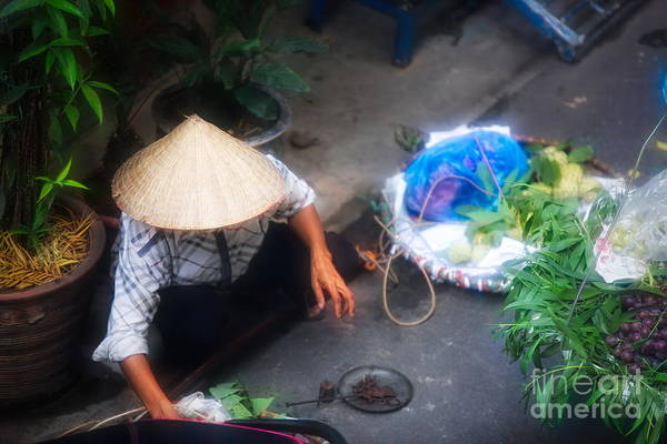 Wall Art - Photograph - Streets Of Hanoi 2 Of 6 by Chuck Kuhn