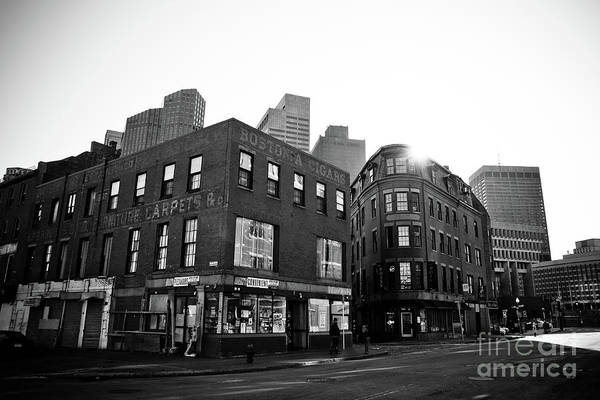 Photograph - Streets Of The City In Winter by Joaquin Corbalan