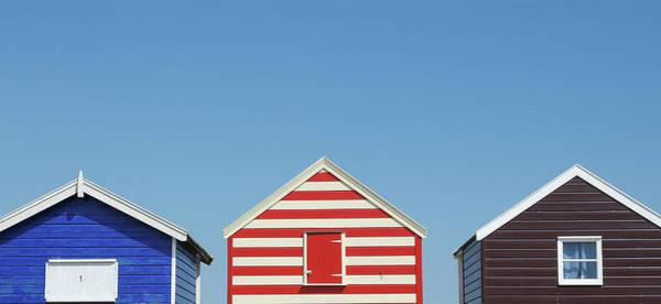Horizontal Stripes Photograph - Stripes by Christine Dolan Photography