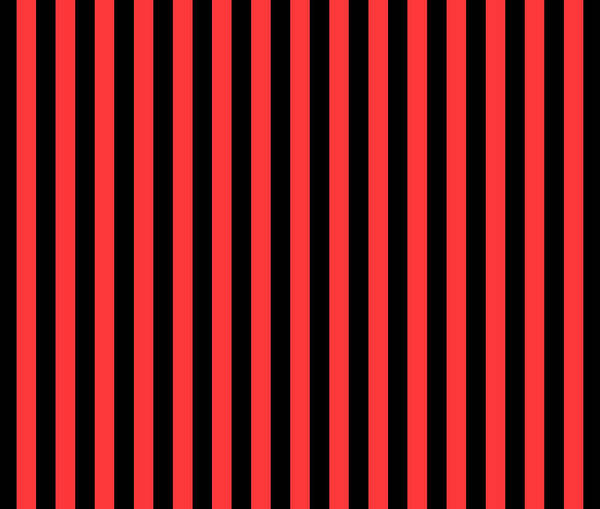 Wall Art - Digital Art - Stripes Red Black by Filip Hellman