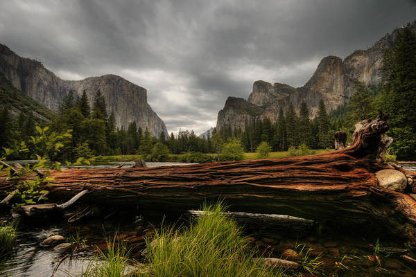 Wall Art - Photograph - Strom Covered Valley by Nagaraju Hanchanahal Photography