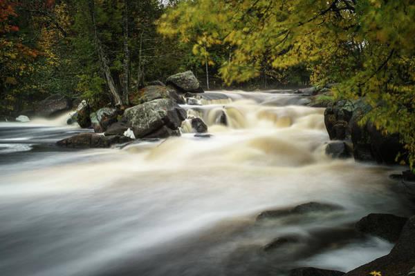 Photograph - Strong Falls #1 by David Heilman