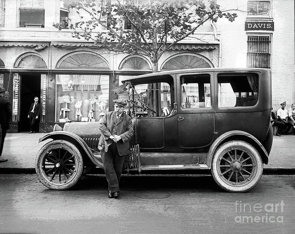 Photograph - Studebaker 1921 by Carlos Diaz
