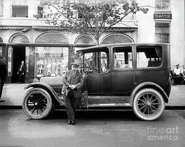 Photograph - Studebaker 1921 by Carlos Diaz