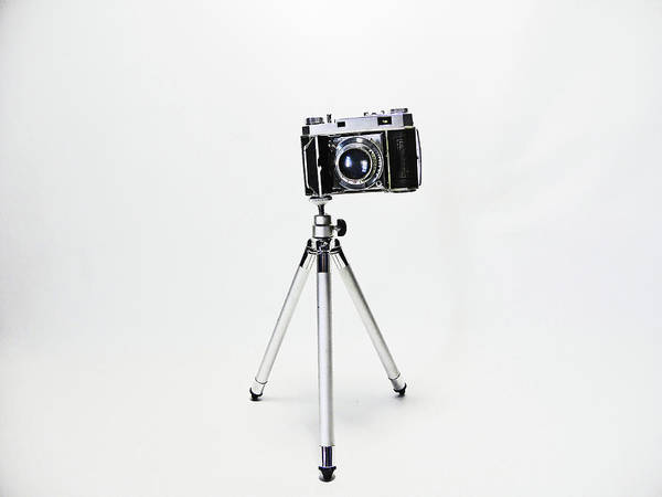 Photograph - Studio. Kodak Retina 2. by Lachlan Main