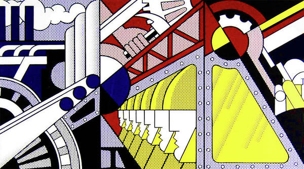 Photograph - Study For Preparedness  by Doc Braham - In Tribute to Roy Lichtenstein