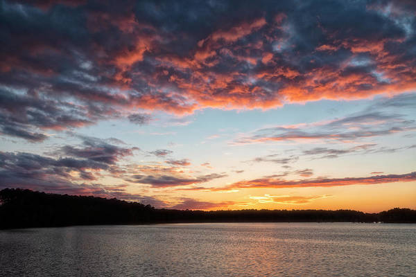 Photograph - Stumpy Lake Sunset by Russell Pugh
