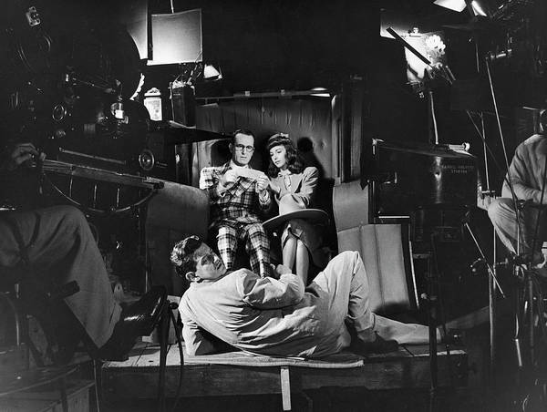 Photograph - Sturges Directs The Sin Of Harold by Bob Landry