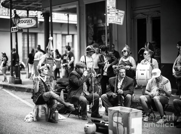 Wall Art - Photograph - Style In The French Quarter New Orleans by John Rizzuto