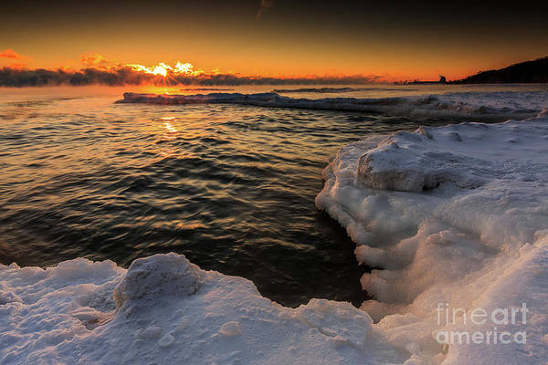 Wall Art - Photograph - Subdued On Ice by Andrew Slater