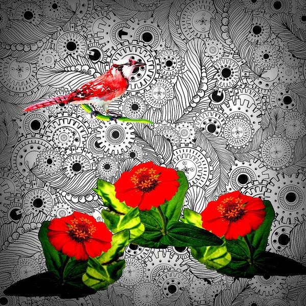 Mixed Media - Subjective Design by Rosalie Scanlon