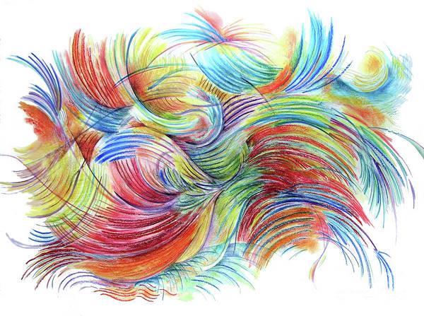 Mixed Media - Sublime by Rosanne Licciardi