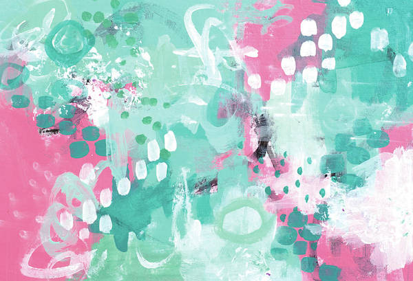 Wall Art - Painting - Such Fun by Sue Allemond