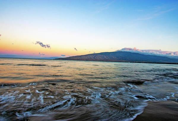 Photograph - Sugar Beach Morning by Anthony Jones
