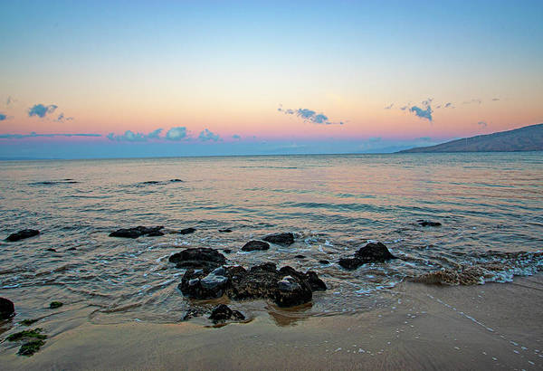 Photograph - Sugar Beach Sunrise by Anthony Jones
