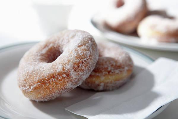 Sugar Coated Donuts Art Print