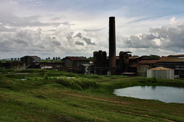 Photograph - Sugar Factory I, Usine Ste. Madeleine by Trinidad Dreamscape