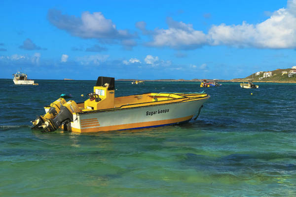 Photograph - Sugar Loops In Island Harbour Anguilla by Ola Allen