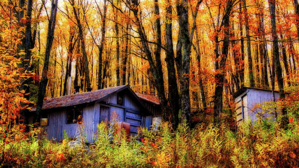 Photograph - Sugar Shack by Bryan Smith