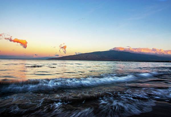Photograph - Sugar Waves On Sugar Beach by Anthony Jones