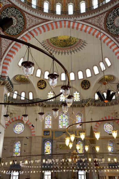Suleymaniye Mosque Photograph - Suleymaniye Mosque, Istanbul by Wibowo Rusli