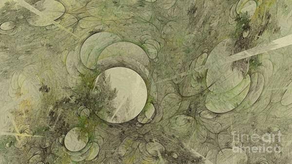 Digital Art - Sumerian Solace by Doug Morgan