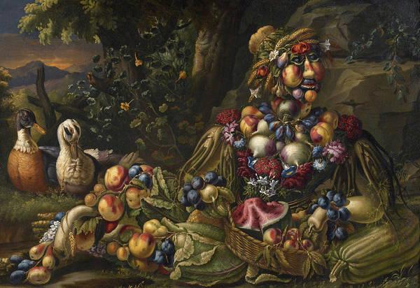 Fertility Painting - Summer by Antonio Rasio