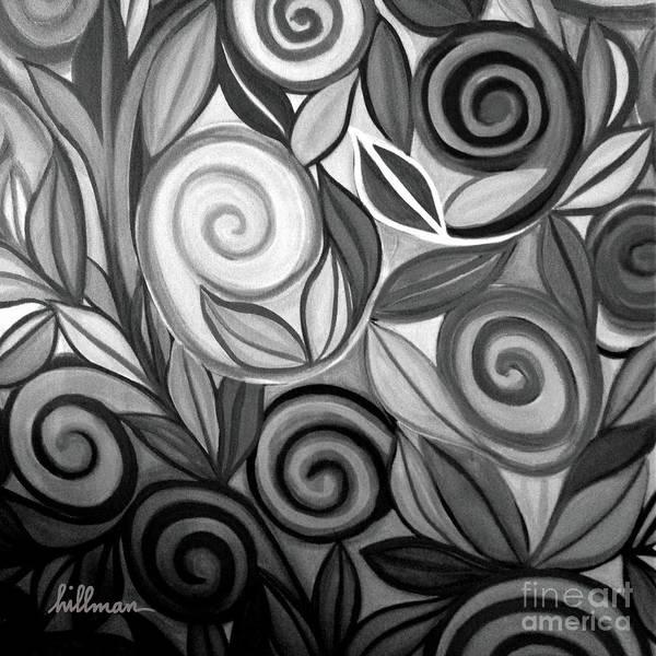 Wall Art - Mixed Media - Summer Breeze 2 by A Hillman