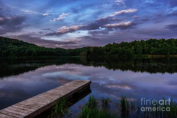 Photograph - Summer Dawn At The Lake by Thomas R Fletcher