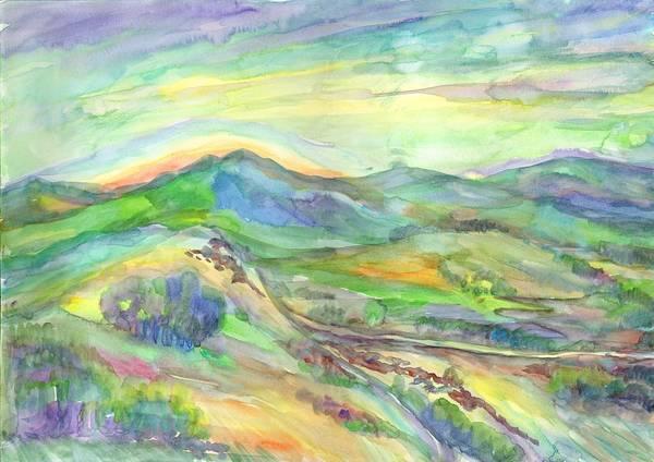 Painting - Summer Day by Irina Dobrotsvet