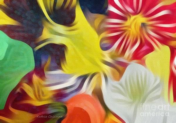 Digital Art - Summer Dreams by Kathie Chicoine
