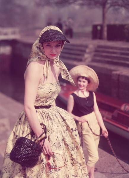 Photograph - Summer Dress by Chaloner Woods