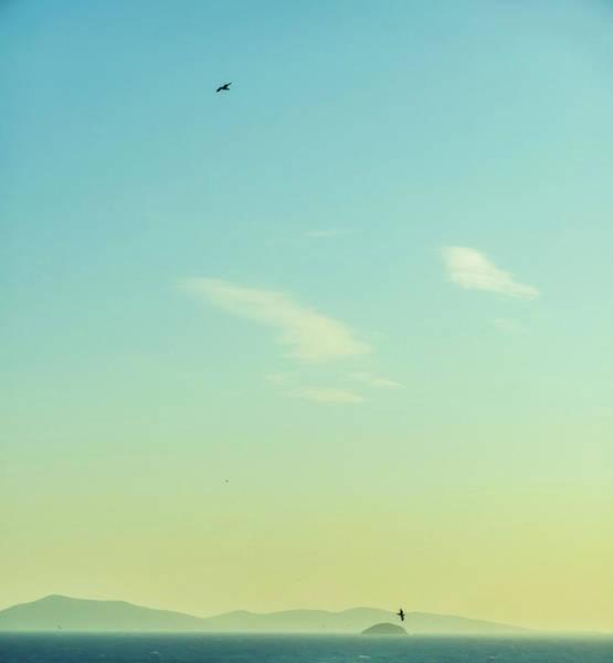 Photograph - Summer Joy In The Mediterranean Iv by Anne Leven