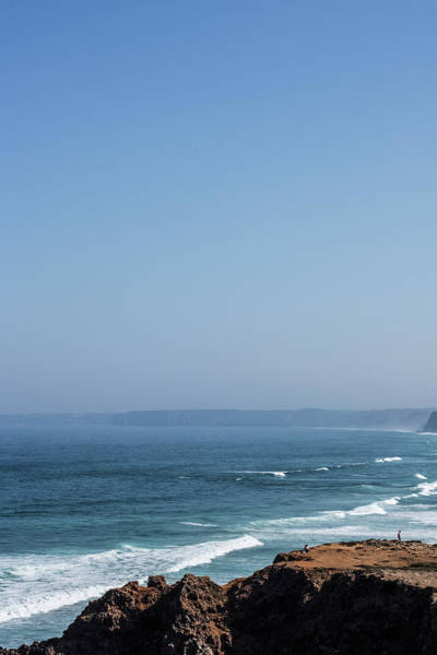 Photograph - Summer Ocean View by Anne Leven