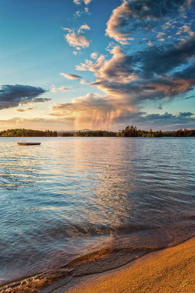 Photograph - Summer Shower  by Jeff Sinon