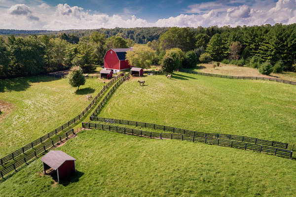 Photograph - Summer Stable by James Meyer