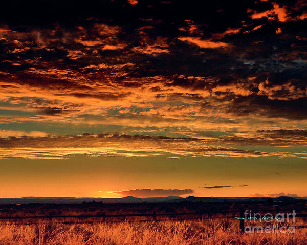 Photograph - Summer Sunset by Charles Muhle