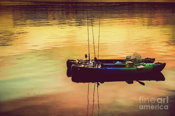 Wall Art - Photograph - Summer Sunset by Claudia M Photography