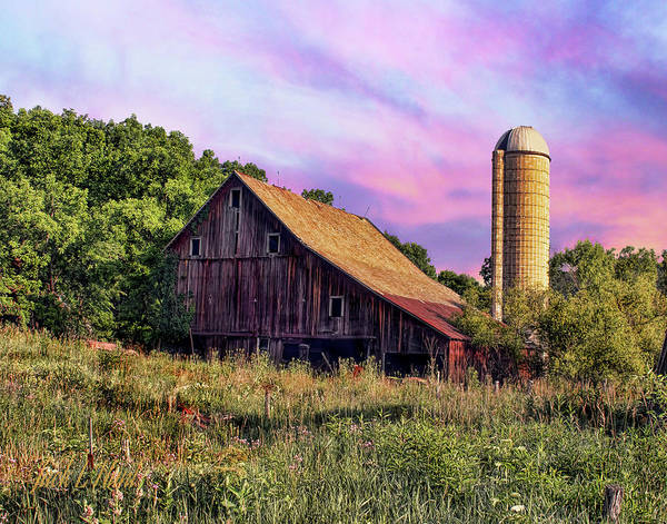 Wall Art - Photograph - Summertime Blues by Jack Hunt